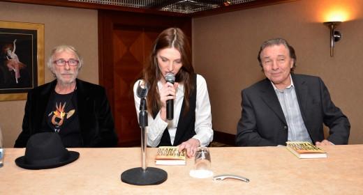 Pierre Richard, Iva Frühlingová a Karel Gott