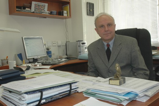 Prof. MUDr. Jan Starý, DrSc.