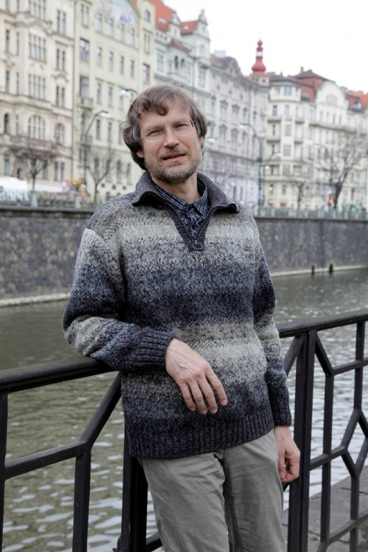 Radek Mikuláš, foto: Robert Vano
