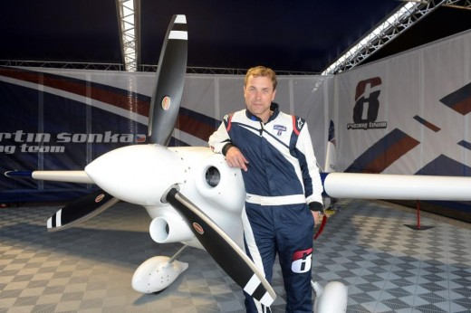 Red Bull Air Race Dubaj, foto: Michaela Feuereislova