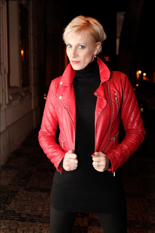 Renata Drössler, foto: Robert Vano