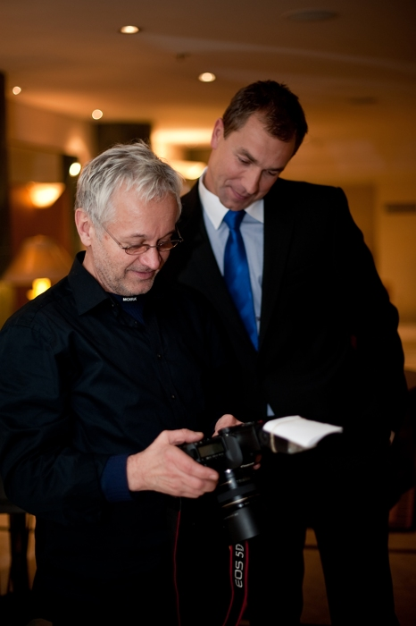 Robert Vano a Martin Šonka