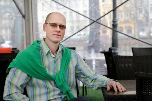 Roman Šiser, foto: Robert Vano