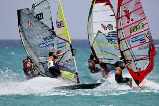 svět. pohár PWA Fuerteventura 2012, autor: PWA/Carter