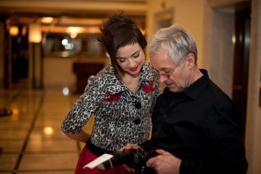 Tereza Lenerová a Robert Vano