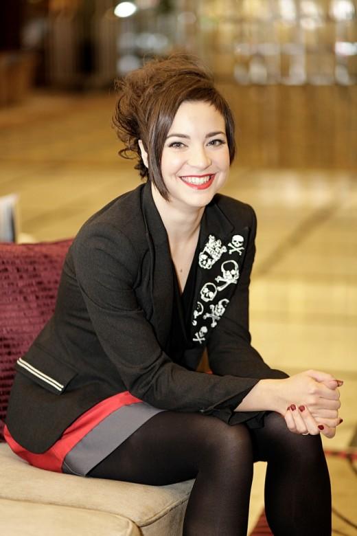 Tereza Lenerová Hradilková, foto: Robert Vano