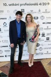 10. setkání profesionálů, magazín Best of, Michaela Lejsková