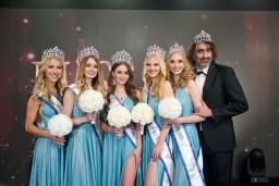 Velké finále Miss ČR s moderátorem Kohákem a plné emocí přitáhlo zájem diváků