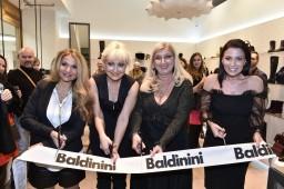 Baldinini je značka, které se v Praze daří, slaví tam už dvě významné události
