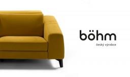 DESIGN AWARD 2018 získal český výrobce čalouněného nábytku Böhm Jihlava