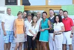 11. ročník British Golf Cup 2016