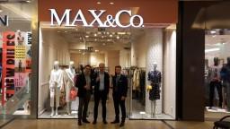 Italská módní značka MAX&Co. otevřela novou vlajkovou prodejnu v Palladiu