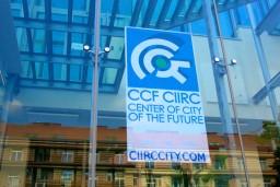 Centrum města budoucnosti slavnostně otevřeno