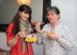 Operní pěvkyně Pavlína Senič dává přednost zdravým zdrojům