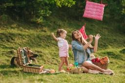 piknik loučen