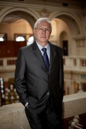 Prof. Ing. Jiří Drahoš, DrSc., dr. h. c., foto: Robert  Vano