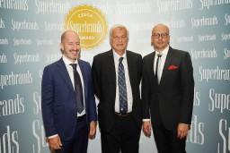 Ocenění na Czech Superbrands  2019 Tribute Event bylo uděleno i v odvětvích, jako třeba neurochirurg