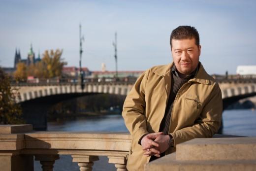 Tomio Okamura, foto: Václav Švaňhal