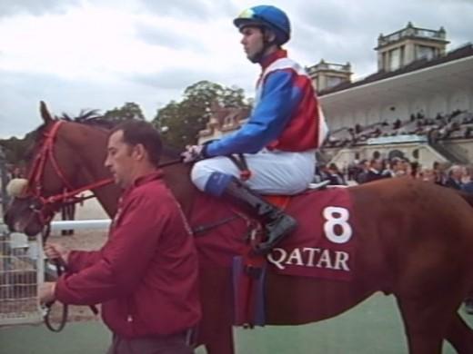 Václav Janáček, Longchamp - Paris