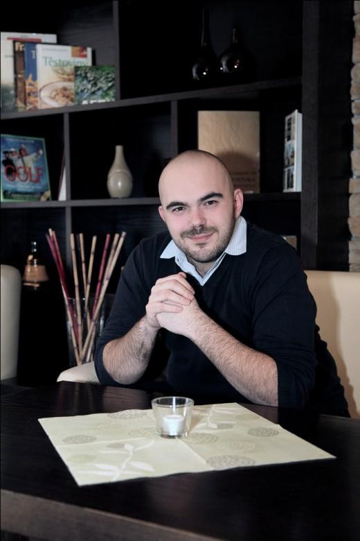 Vedran Kovačevič, foto: Robert Vano