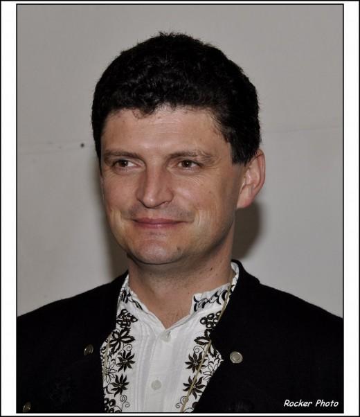 Vilém Trumpeš. foto: Šimon Luža