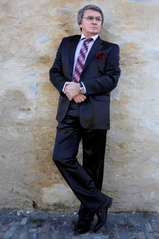 Vlastimil Harapes, foto: Robert Vano
