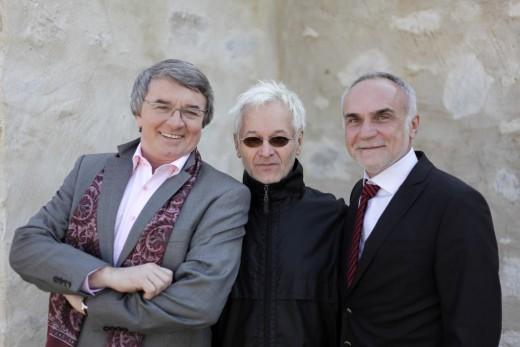 Vlastimil Harapes, Robert Vano a Jaroslav Mejta