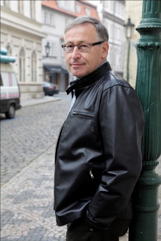Zdeněk Hostomský, foto: Robert Vano