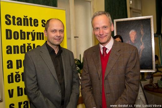 Zdeněk Wasserbauer a Cyril Svoboda